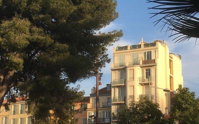 Отель Riviera Vieux Nice by Nestor&Jeeves Франция, Ницца - отзывы, цены и фото номеров - забронировать отель Riviera Vieux Nice by Nestor&Jeeves онлайн вид на фасад