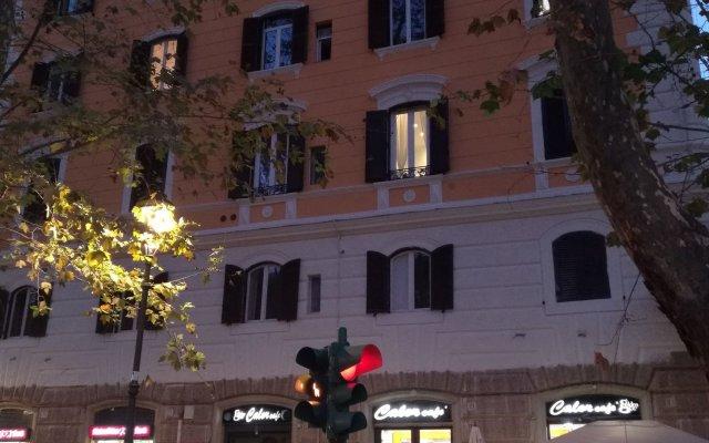 Отель Fabio Massimo Guest House вид на фасад