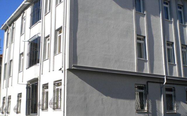 Bahar Hostel Эдирне вид на фасад