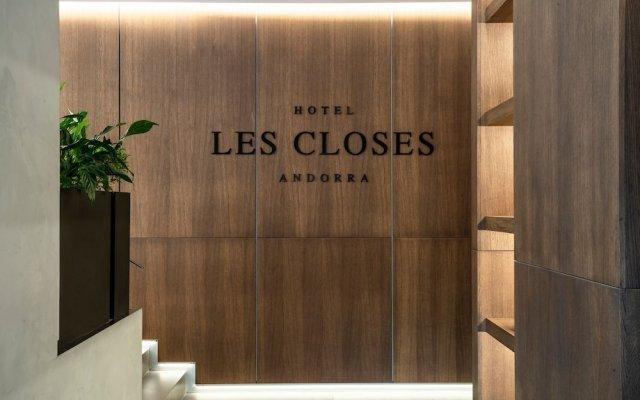 Hotel Les Closes 0