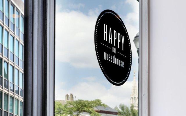 Отель Happy Guesthouse Брюссель вид на фасад