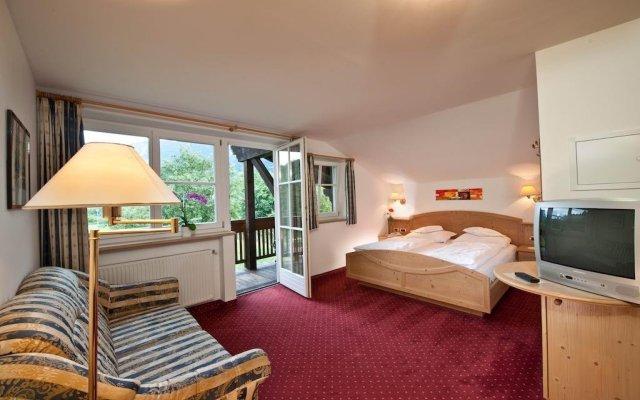Отель Alpwellhotel Burggräfler Лана комната для гостей