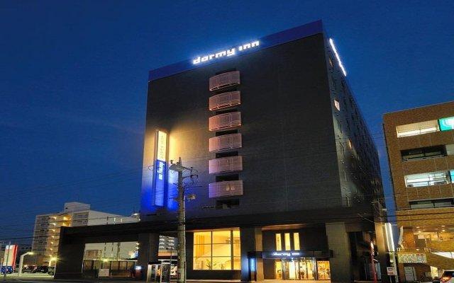 Отель Dormy Inn Soga Natural Hot Spring Тиба вид на фасад