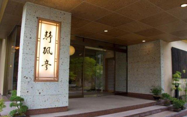 Отель Seifutei Айдзувакамацу вид на фасад