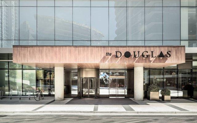 Отель the DOUGLAS, Autograph Collection Канада, Ванкувер - отзывы, цены и фото номеров - забронировать отель the DOUGLAS, Autograph Collection онлайн вид на фасад