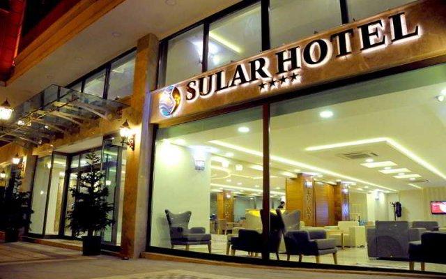 Sular Hotel Турция, Кахраманмарас - отзывы, цены и фото номеров - забронировать отель Sular Hotel онлайн вид на фасад