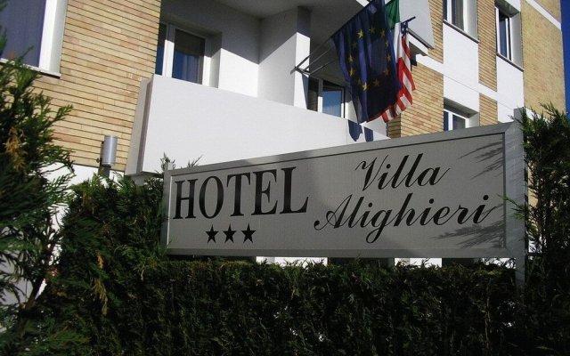 Отель Villa Alighieri Италия, Стра - отзывы, цены и фото номеров - забронировать отель Villa Alighieri онлайн вид на фасад