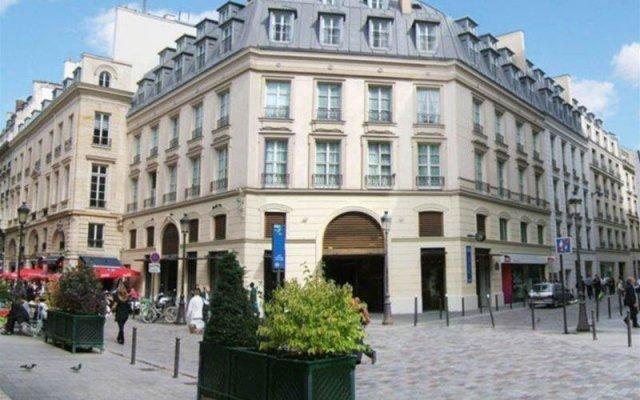 Отель Residhome Appart Hotel Paris-Opéra Франция, Париж - 4 отзыва об отеле, цены и фото номеров - забронировать отель Residhome Appart Hotel Paris-Opéra онлайн вид на фасад