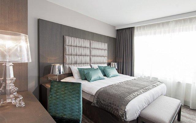 Отель Agenda Louise Брюссель комната для гостей