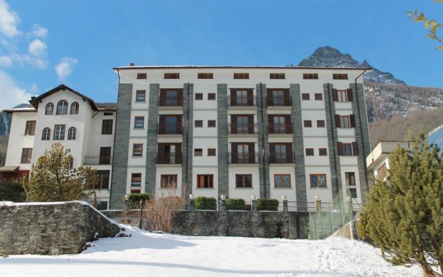 Hotel Miramonti Киеза-ин-Вальмаленко вид на фасад