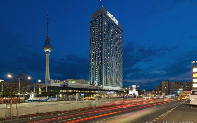 Park Inn by Radisson Berlin Alexanderplatz
