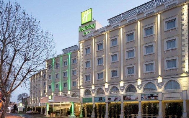 Holiday Inn Istanbul City Турция, Стамбул - отзывы, цены и фото номеров - забронировать отель Holiday Inn Istanbul City онлайн вид на фасад