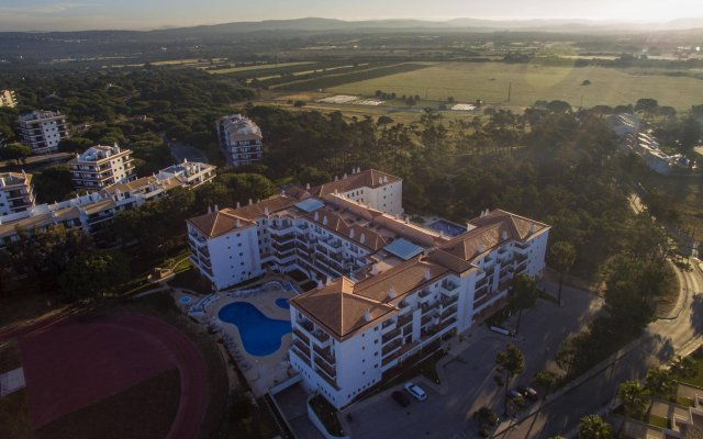 Victoria Sport&Beach Hotel вид на фасад