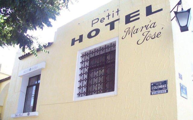 Hotel Petit Maria Jose вид на фасад