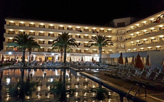 Hotel Millor Sun вид на фасад