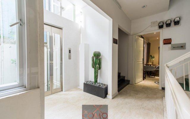 Отель The Como Le Lai City Center Apartment Вьетнам, Хошимин - отзывы, цены и фото номеров - забронировать отель The Como Le Lai City Center Apartment онлайн вид на фасад