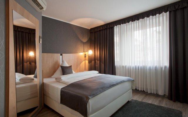 Hotel Asahi Дюссельдорф комната для гостей