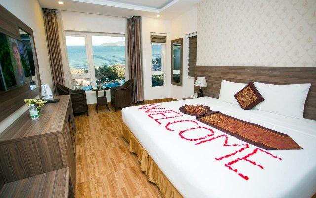 Отель Euro Star Hotel Вьетнам, Нячанг - отзывы, цены и фото номеров - забронировать отель Euro Star Hotel онлайн комната для гостей