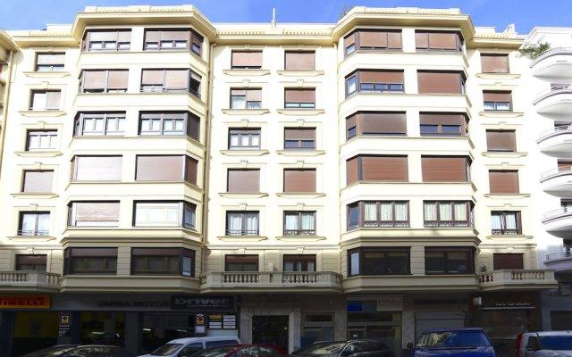 Отель The Zu Suite Apartment Испания, Сан-Себастьян - отзывы, цены и фото номеров - забронировать отель The Zu Suite Apartment онлайн вид на фасад