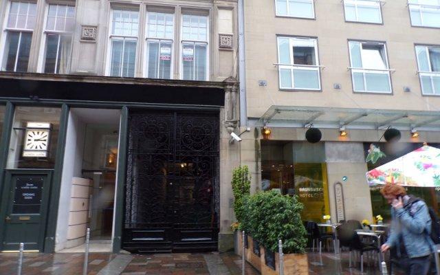 Отель City Centre Brunswick Street Suite Великобритания, Глазго - отзывы, цены и фото номеров - забронировать отель City Centre Brunswick Street Suite онлайн вид на фасад