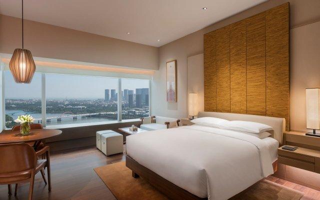 Отель Hyatt Regency Xiamen Wuyuanwan Китай, Сямынь - отзывы, цены и фото номеров - забронировать отель Hyatt Regency Xiamen Wuyuanwan онлайн комната для гостей