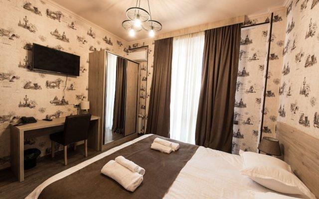 Ikalto Hotel Тбилиси комната для гостей