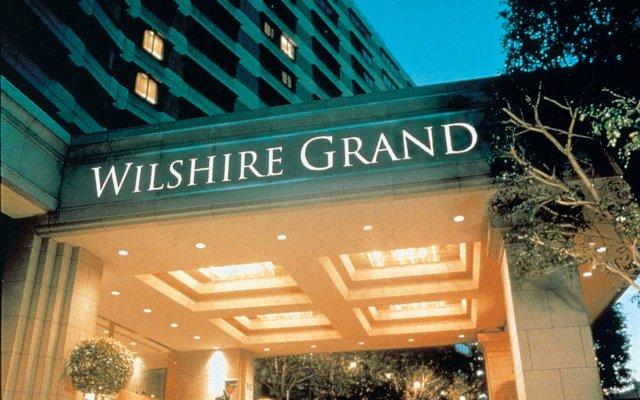 Отель Wilshire Grand США, Лос-Анджелес - отзывы, цены и фото номеров - забронировать отель Wilshire Grand онлайн вид на фасад