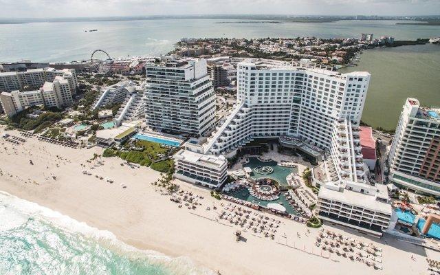 Отель Melody Maker Cancun пляж