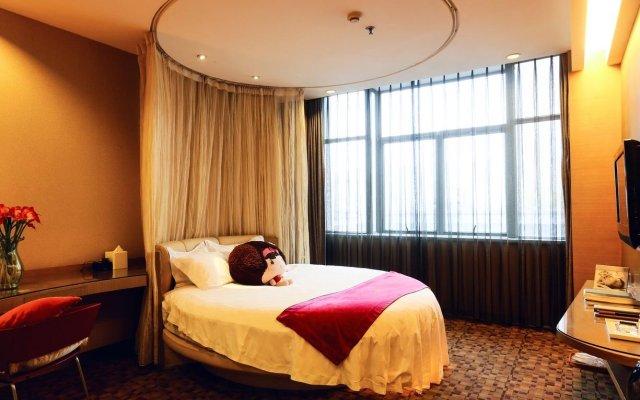 Отель Walker Boutique Китай, Сиань - отзывы, цены и фото номеров - забронировать отель Walker Boutique онлайн комната для гостей
