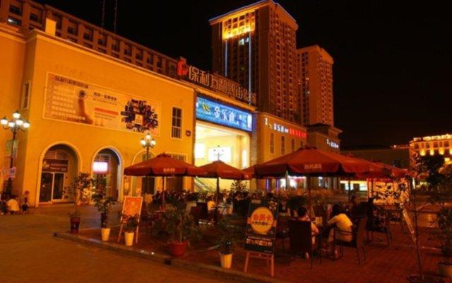 Vatica ChongQing ShaPingBa District University Town Yide Rd. Hotel вид на фасад