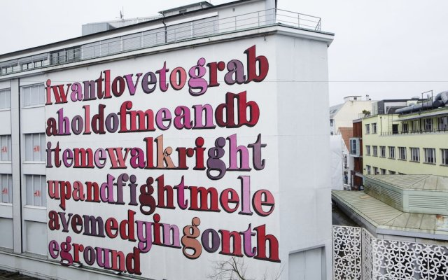 Comfort Hotel Stavanger вид на фасад