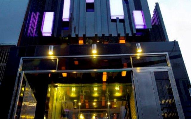 Signature Boutique Hotel вид на фасад