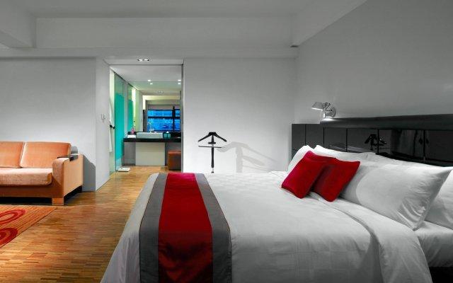 Отель Maya Kuala Lumpur Малайзия, Куала-Лумпур - 6 отзывов об отеле, цены и фото номеров - забронировать отель Maya Kuala Lumpur онлайн комната для гостей