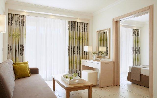 Отель Electra Palace Rhodes комната для гостей