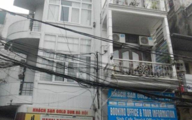 Hanoi Downtown Hotel вид на фасад