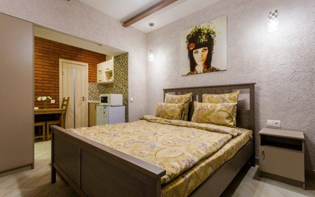 Foryou Na Anglijskom Apart-Hotel комната для гостей
