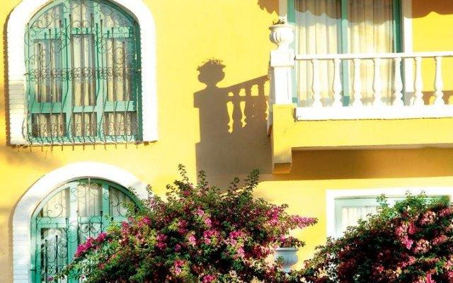 Отель Sultan Beldibi - All Inclusive вид на фасад