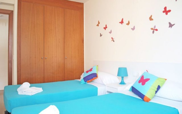 Отель ApartUP Blue Opera View Испания, Валенсия - отзывы, цены и фото номеров - забронировать отель ApartUP Blue Opera View онлайн комната для гостей
