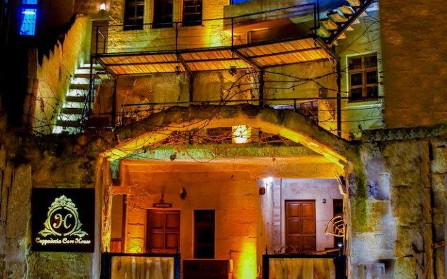 Cappadocia Cave House Турция, Ургуп - отзывы, цены и фото номеров - забронировать отель Cappadocia Cave House онлайн вид на фасад