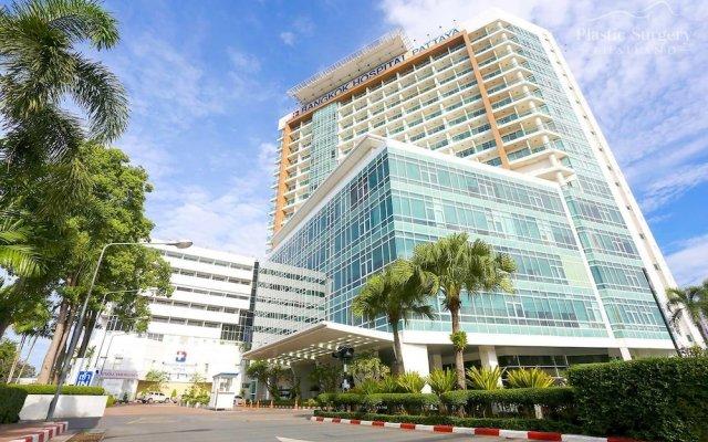 Отель A & M Villa Pattaya Таиланд, Паттайя - отзывы, цены и фото номеров - забронировать отель A & M Villa Pattaya онлайн вид на фасад
