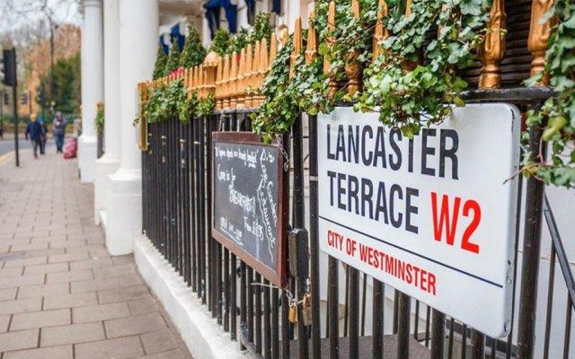 Отель London Elizabeth Hotel Великобритания, Лондон - 1 отзыв об отеле, цены и фото номеров - забронировать отель London Elizabeth Hotel онлайн вид на фасад