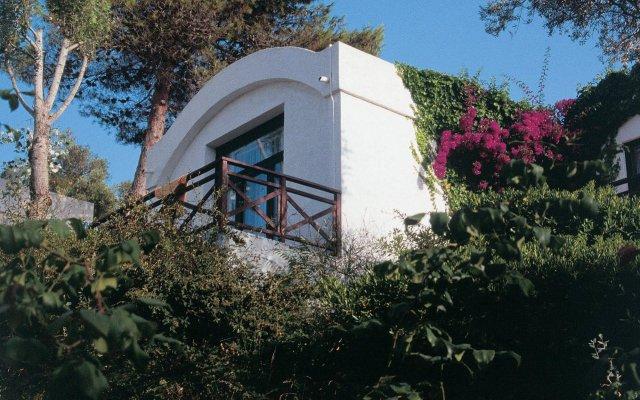 Отель Grecotel Daphnila Bay вид на фасад