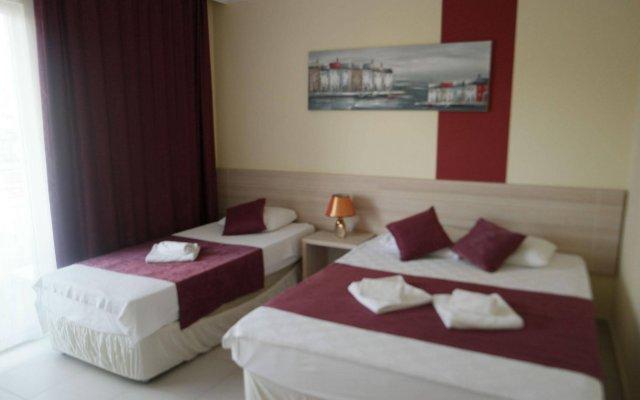 Отель Safak Beach Motel комната для гостей