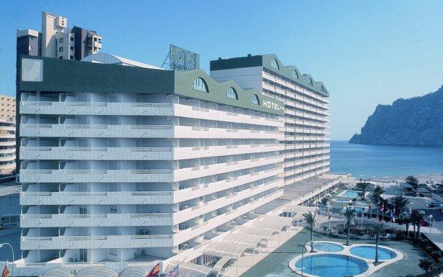 Hotel AR Roca Esmeralda & Spa вид на фасад