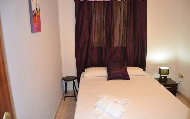 Отель Apartamentos Goodnight Испания, Мадрид - отзывы, цены и фото номеров - забронировать отель Apartamentos Goodnight онлайн комната для гостей