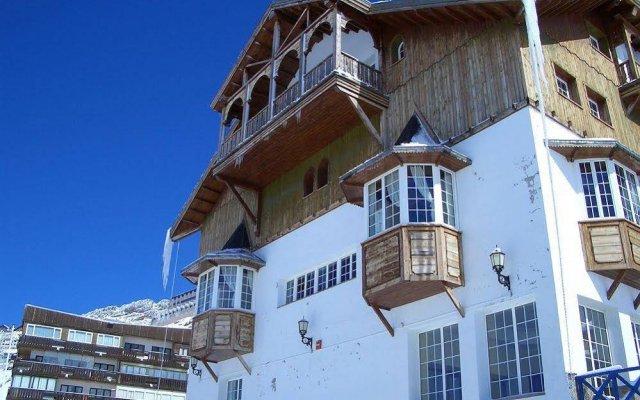 Hotel GHM Monachil вид на фасад
