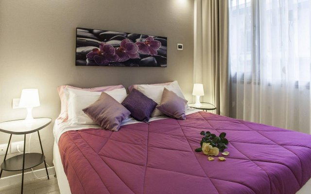 Апартаменты La Farina Apartments Флоренция комната для гостей