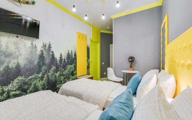 Гостиница Гуд Лак Центральный комната для гостей