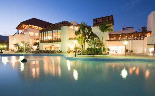 Отель Fuerteventura Princess вид на фасад
