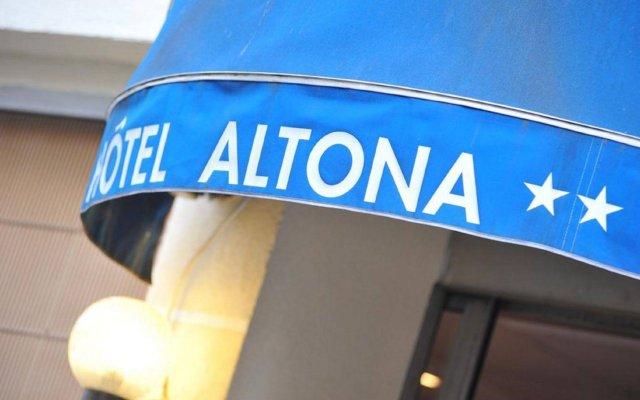Отель Altona Франция, Париж - 5 отзывов об отеле, цены и фото номеров - забронировать отель Altona онлайн вид на фасад
